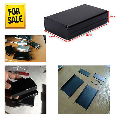 Aluminum Pcb Instrument Box Extruded Enclosure Diy Electronic Project Metal Case