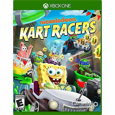 Nickelodeon Kart Racers Xbox One Brand New Sealed