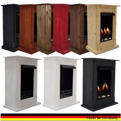 Ethanolkamin Gelkamin Kamin Fireplace Camino Cheminee Madrid Deluxe  Farbauswahl
