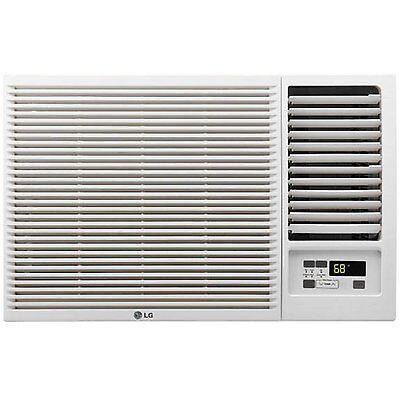 LG LW8016HR 7,500 BTU 115V Window-Mounted Air Conditioner wi