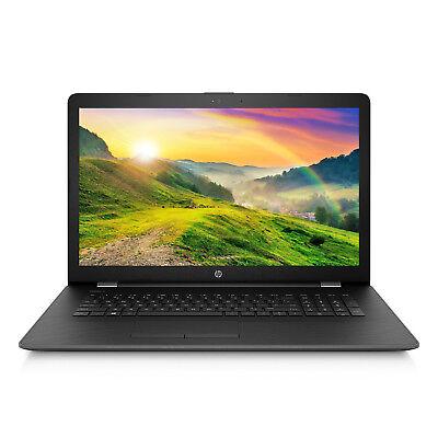 "NEW HP 17.3"" Intel i7-7500U 3.5GHz 8GB 2TB HDD DVD Windows 10 HD Backlit Display"