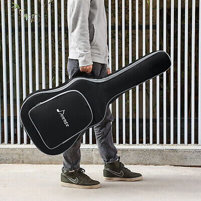 Donner Acoustic Guitar Gig Bag Water-resistant Oxford for 40/41 Inch Guitar US