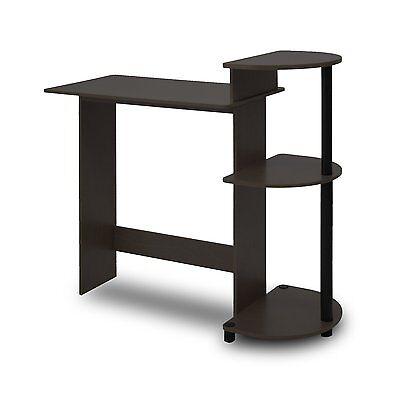Furinno 11181EX/BK Compact Computer Desk