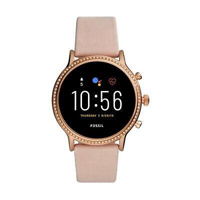 Fossil Julianna 40mm Smart Watch Ladies Sport GPS Heart Sleep Swim Bluetooth