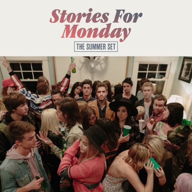 THE SUMMER SET - STORIES FOR MONDAY  CD NEU