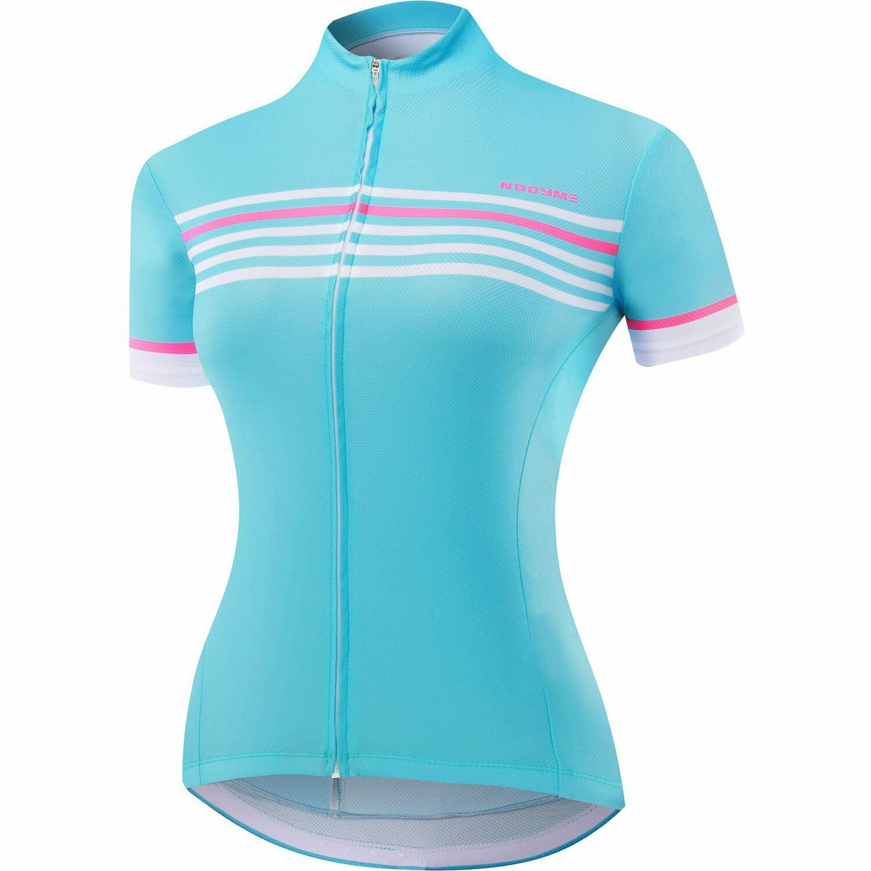 Women's Cycling Jersey Short Sleeve Biking Shirt Breathable