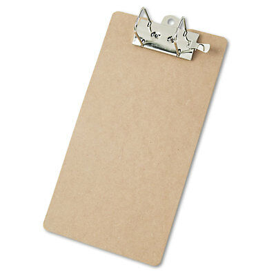 Saunders Arch Clipboard 2 Capacity Holds 8 12w X 14h Brown 05713