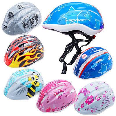DUNLOP Top Fahrradhelm Kinder Mitwachsender Helm Schutzhelm Jungen Mädchen