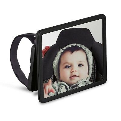 Wicked Chili Auto Baby Spiegel - XL Sicherheit Rücksitzspiegel für
