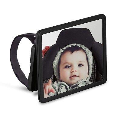 Wicked Chili Auto Baby Spiegel - XL Sicherheit Rücksitzspiegel für Babyschale