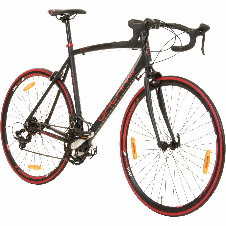 Rennrad 700c 28 Zoll Galano Vuelta STI Shimano Bike 4 Rahmengrößen Fahrrad