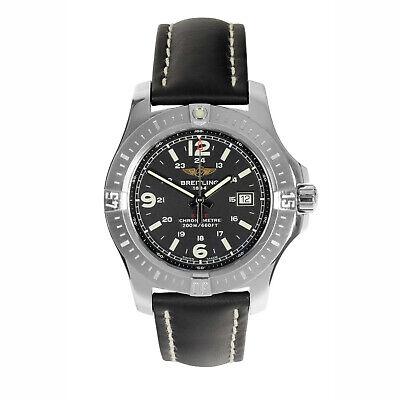 BREITLING Colt A7438811 44mm Quartz Watch - Black Dial