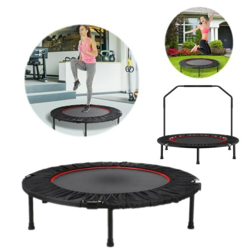 40'' Mini Fitness Trampoline Indoor Outdoor Fun Training for