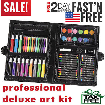 Art Sets For Kids (Art Set Kit For Kids Teens Adults Supplies Drawing Painting Professional Art)