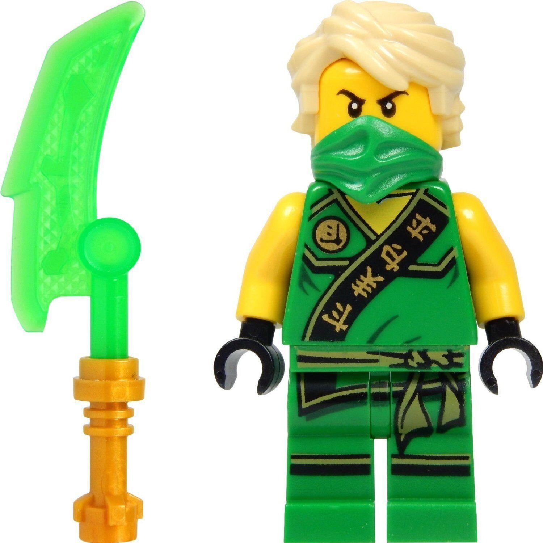 lego® ninjago™ lloyd sleeveless minifigure 2015 tournament