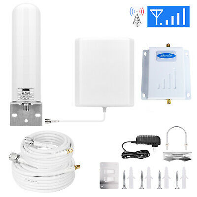 Omni AT&T Cell Phone Signal Booster Amplifier AT&T Cricket S