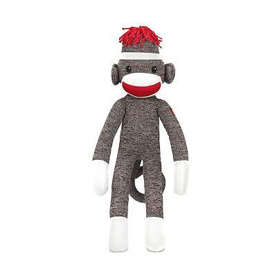 Sock Monkey Plush Stuffed Animals Kids Toys Adorable Birthday Gifts 20 Inches - Adorable Stuffed Animals