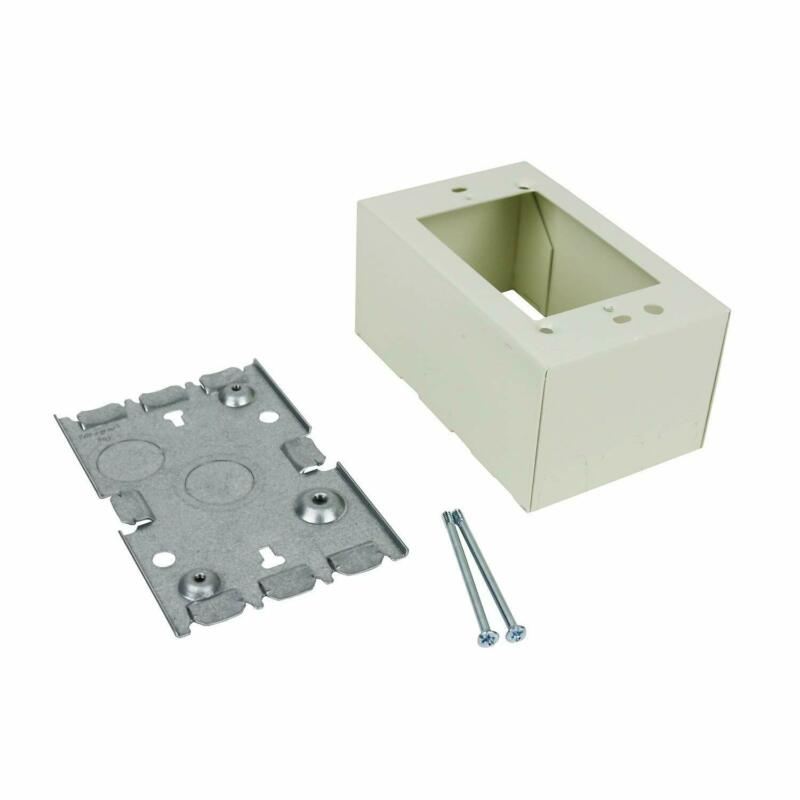 Wiremold V5744S Deep Switch and Receptacle Box