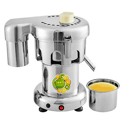 Juicer Machine Fruit And Vegetable Commercial Stainless Steel Blades 110v