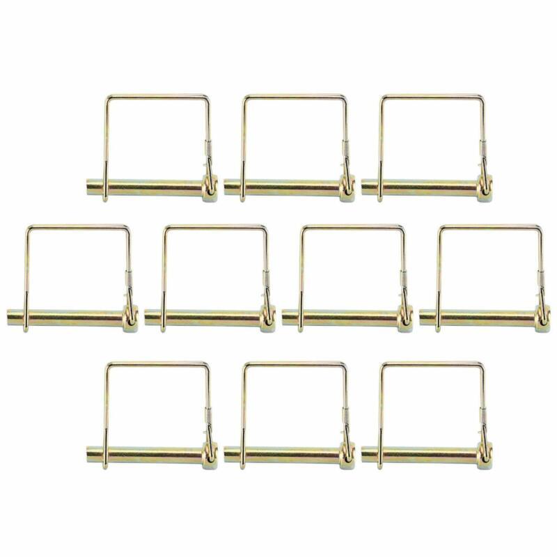 "10 PCS Square Shaft Locking Pin (5/16"" x 2-1/4"")"