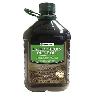 - Members Mark Extra Virgin Olive Oil Salad Omega-3 Heart Health Huge Bulk Size 3L