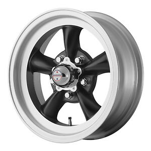 4 american racing torque thrust d ii wheels torq 15x7. Black Bedroom Furniture Sets. Home Design Ideas