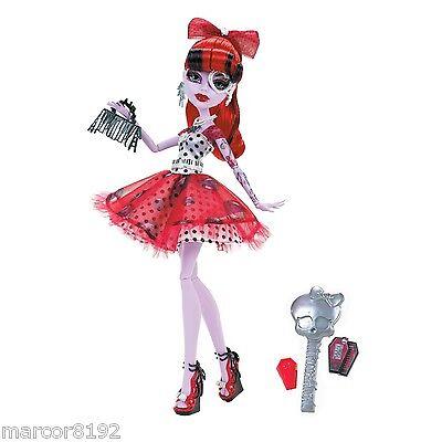 Monster High Dot Dead Gorgeous Operetta Daughter of the Phantom Doll New