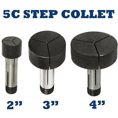 2 3 4 Precision 5c Step Collet Lathe Fixture Machinist Tool