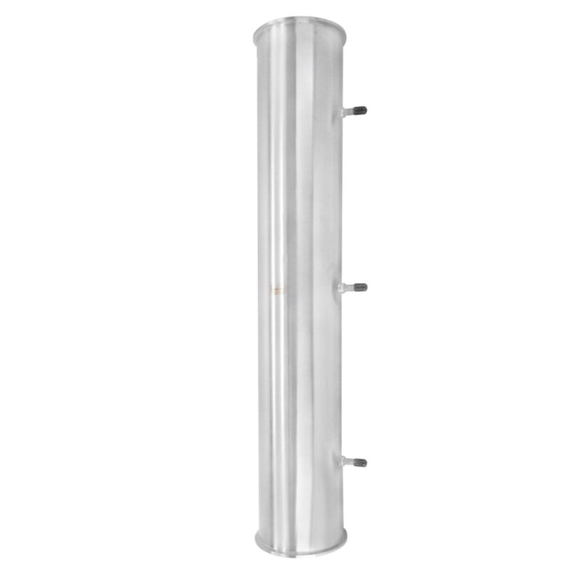 """HFS(R) 6x36"""" Flow Sanitary HIGH GRADE Stainless STEEL 304 PIPE, LENGTH 36"""""""