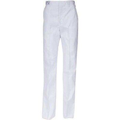 Phoenix Chef Pants Medium White
