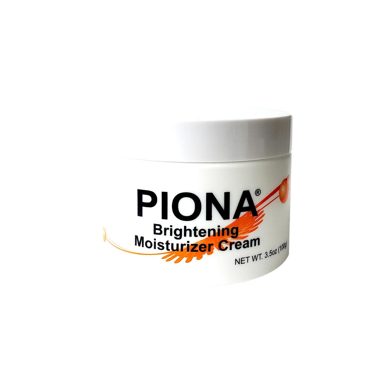 Piona Brightening Moisturizing Cream 3.5oz Health & Beauty