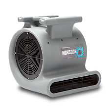 Soleaire® Super Monsoon 1HP Air Mover Carpet Dryer Blower Floor Fan Janitorial