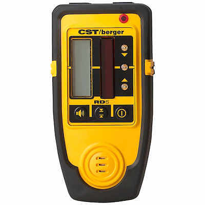 Cstberger Rd5 Laser Detector With Rod Clamp