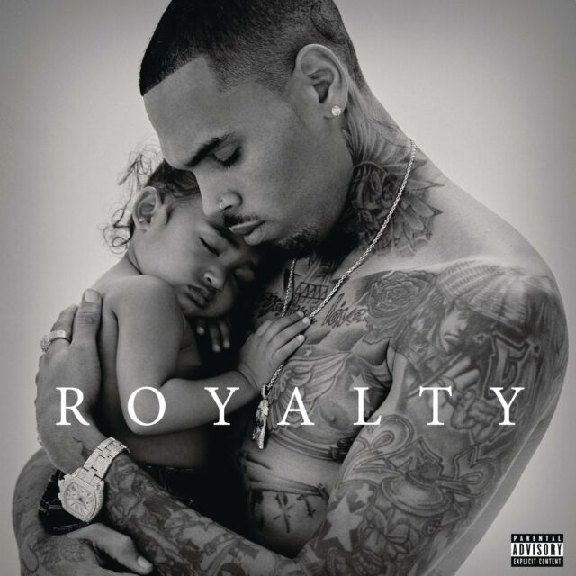 CHRIS BROWN ROYALTY CD ALBUM (December 18th 2015)