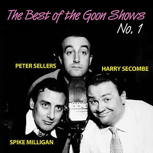 The Goons - The Best Of The Goon Shows Vol 1 CD