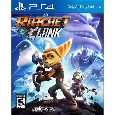 Ratchet & Clank PS4 [Factory Refurbished]