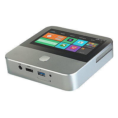"""ZTE SPRO 2 WIFI Android Projector with 5"""" LCD Touch Display Bluetooth"""