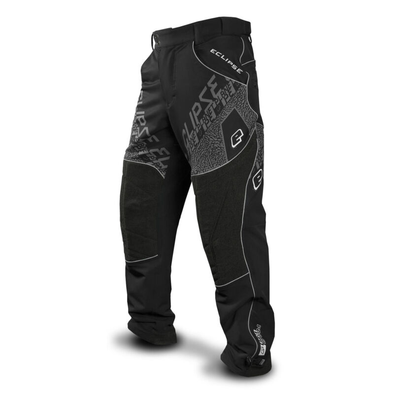 Planet Eclipse Program Pants Fantm Black - X-Large - Paintball