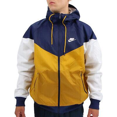 Nike Sportswear Windrunner Jacke Gold Herren AR2191 727