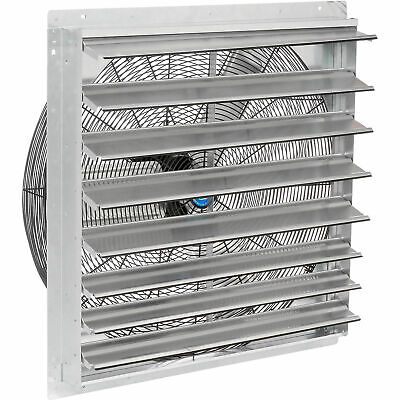 30 Exhaust Ventilation Fan With Shutter 2-speed