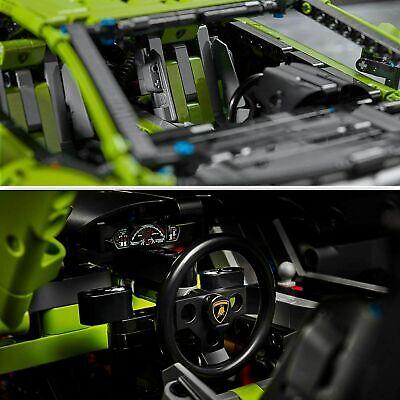 LEGO 42115 Technic Lamborghini Sián FKP 37 **BRAND NEW Ready to Ship** IN-HAND