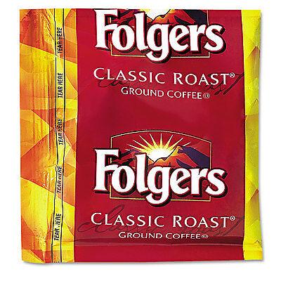 Folgers Coffee Classic Roast  9Oz Fractional Packs 36 Carton 06125