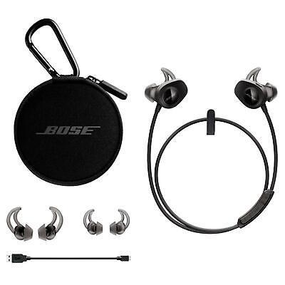 NEW Bose SoundSport Wireless Bluetooth Headphones Headsets Earbuds Neckband