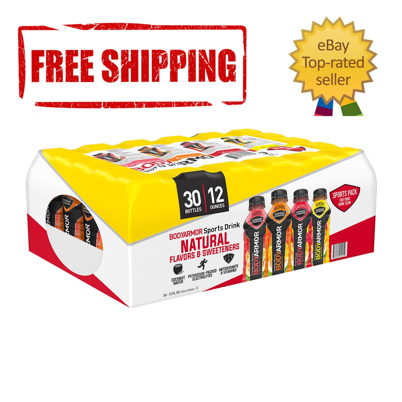 📌 BODYARMOR Sports Drink Variety Pack (12oz / 30pk)