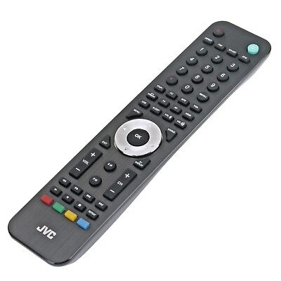 New Remote Control RC2026P for JVC Smart TV