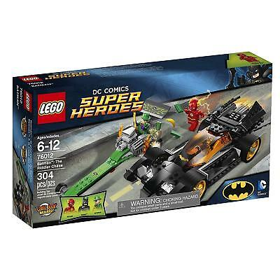 LEGO DC Superheroes Batman: The Riddler Chase 76012 (Discontinued)