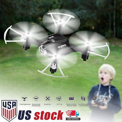 Syma X20 Thieve Drone 2.4G Mini RC Quadcopter Headless Mode Altitude Hold Black