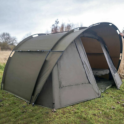 Brand New Avid Carp Ascent 2 Man Bivvy (A0530009) + £20 worth of bait FOC