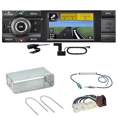 Kienzle MCR 1031 Nav Navi Digitalradio USB Einbauset für Mercedes Citan W415