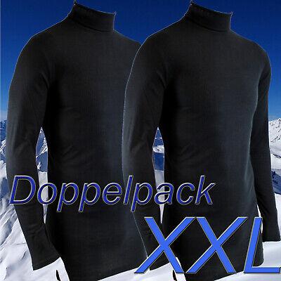 Doppelpack XXL THERMOUNTERWÄSCHE Skiunterwäsche Funktionskleidung Rolli ü5ü702+